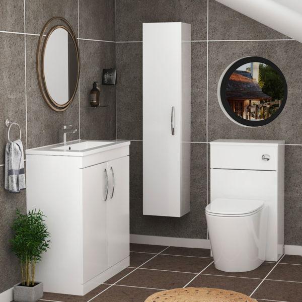 bathroom vanity units in the UK